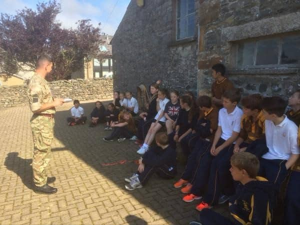Leadership Day 4 Para Sedbergh Junior School 3