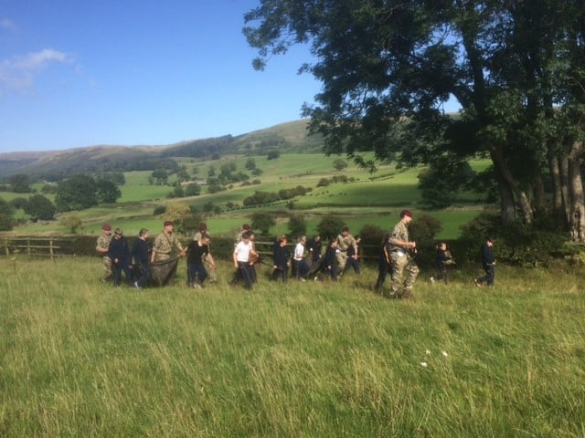 Leadership Day 4 Para Sedbergh Junior School 4