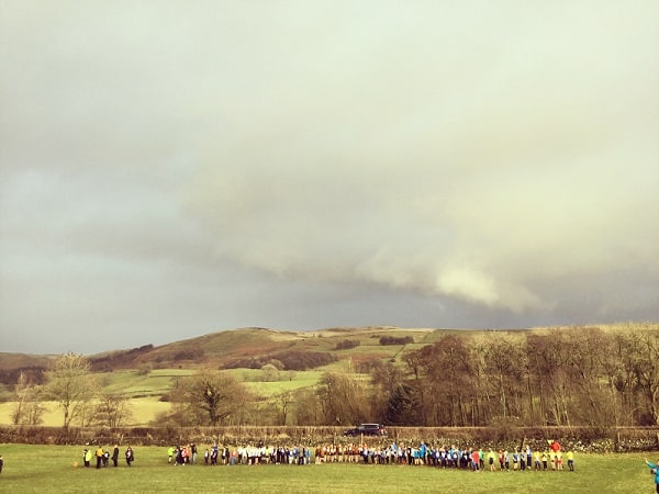 Phenomenal Turn Out At Cross Country Trials Sedbergh Junior School 2