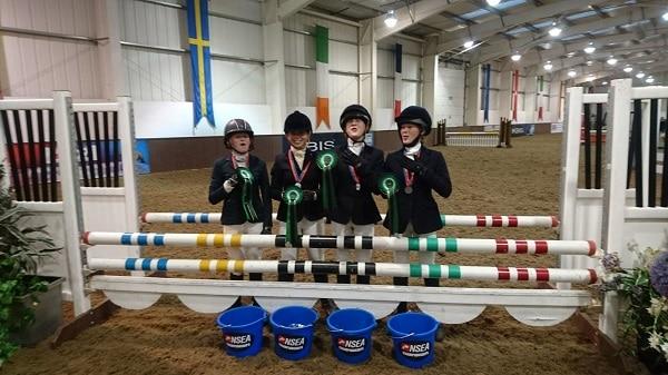 National Schools Equestrian Championships 2017 2