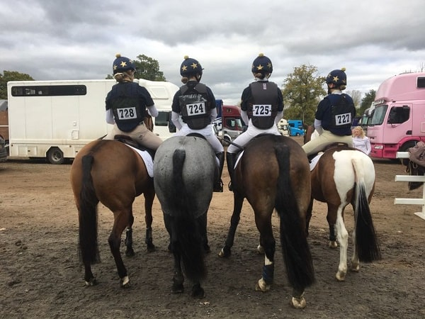 National Schools Equestrian Championships 2017 3