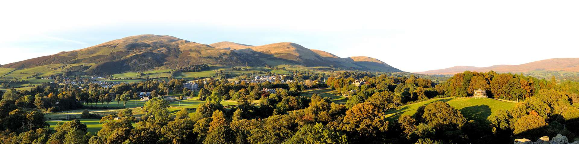 Sedbergh Senior School - Panoramic View