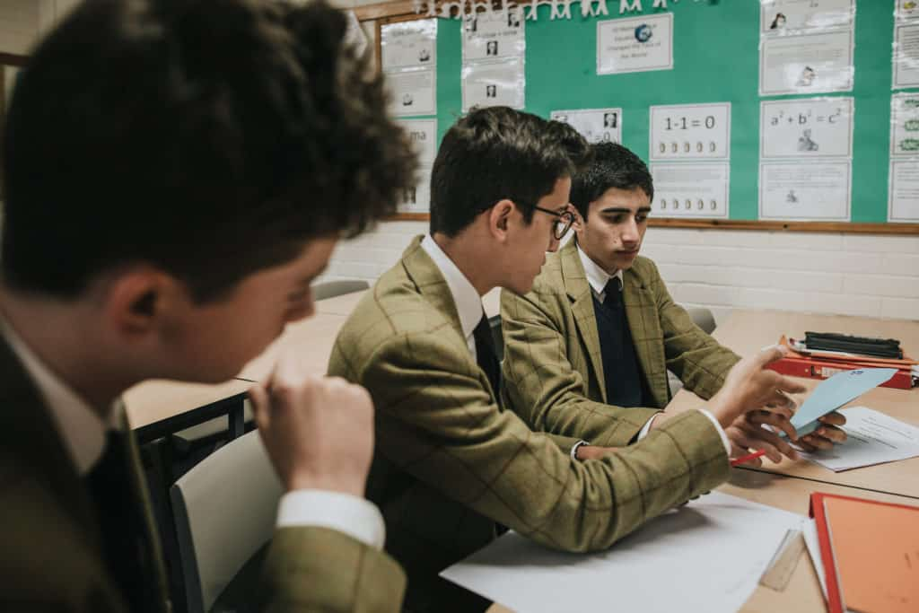 Sedbergh Senior School - Academics Mathematics