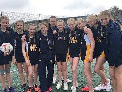 Sporting Success For Sedbergh Prep Girls Sedbergh Junior School 2