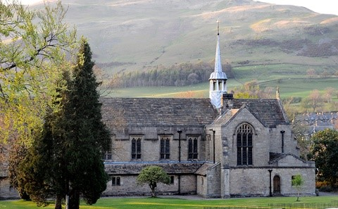Sedbergh Senior School - Chapel Foundation