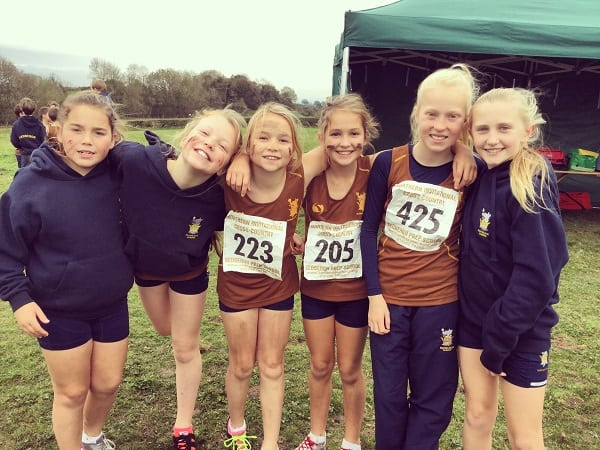 461 Runners Compete Invitational Cross Country Sedbergh Junior School 3