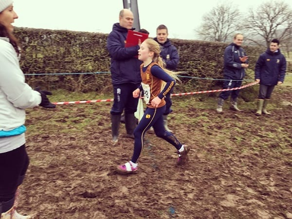 500 At Cross Country Trials At Sedbergh Prep Sedbergh Junior School 6