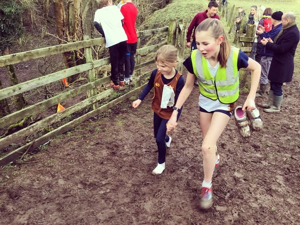 500 At Cross Country Trials At Sedbergh Prep Sedbergh Junior School 8