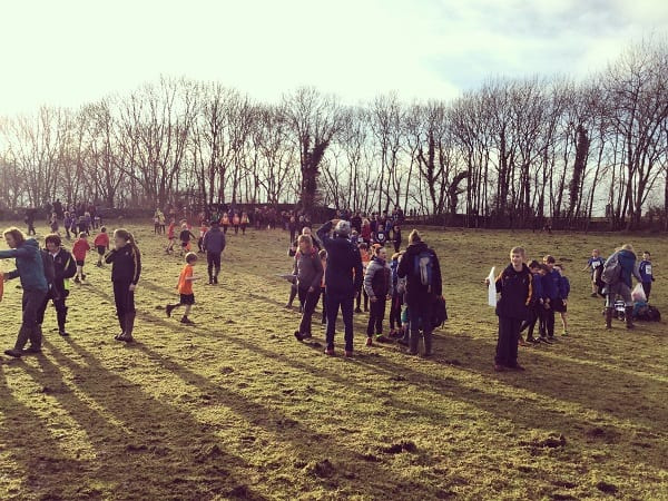 500 Compete At Cross Country Trials At Sedbergh Prep Sedbergh Junior School 2