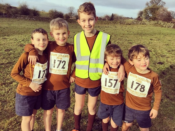 500 Compete At Cross Country Trials At Sedbergh Prep Sedbergh Junior School 3