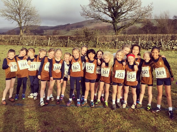 500 Compete At Cross Country Trials At Sedbergh Prep Sedbergh Junior School 4