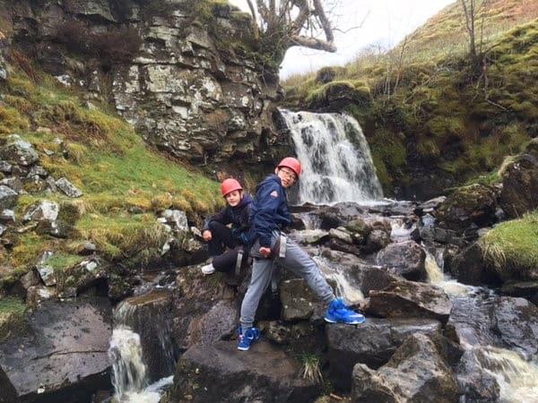 A Week In Cressbrook House Boys Boarding House Sedbergh Junior School Hiking