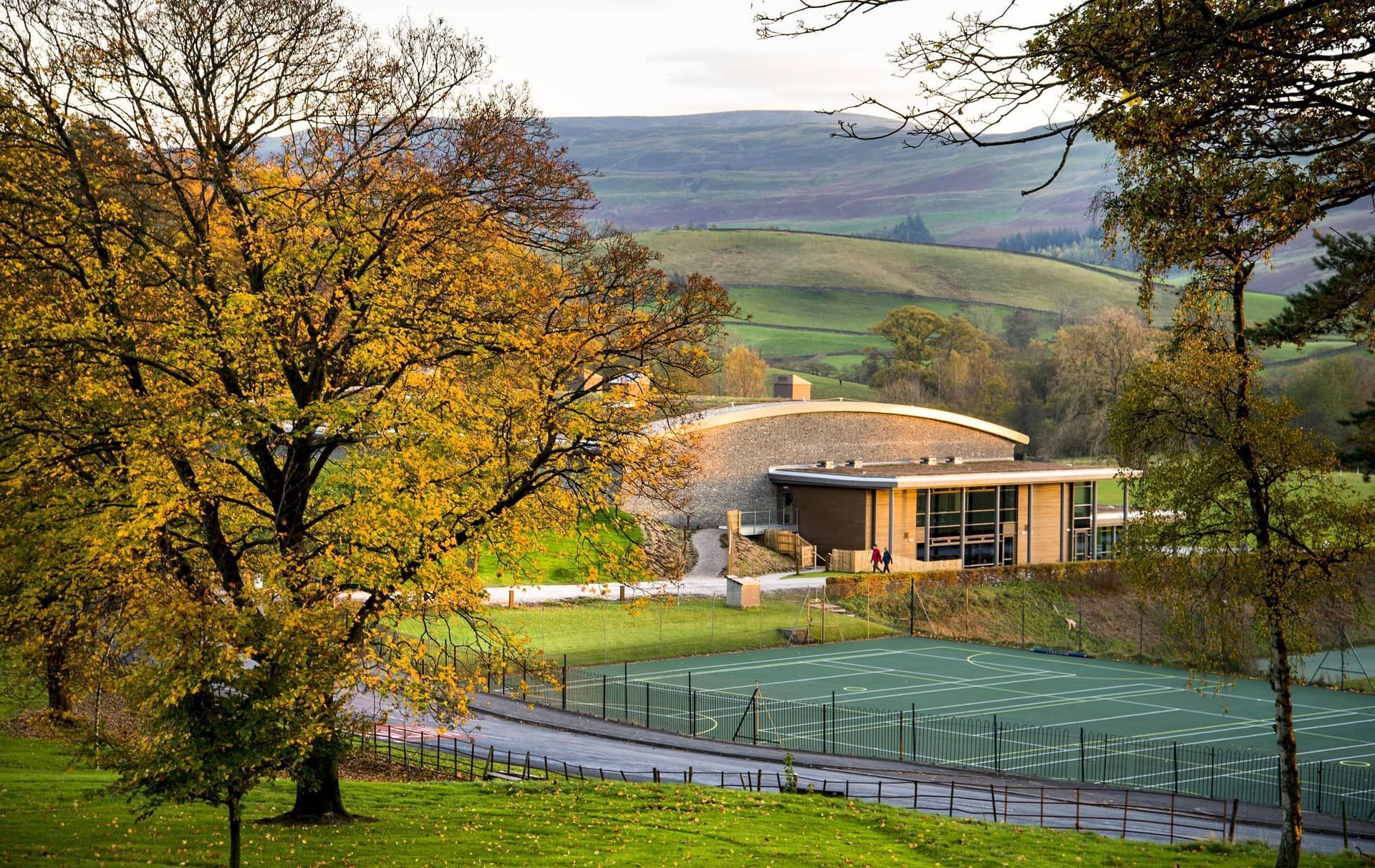 Sedbergh Senior School - Foundation - Hirst Centre