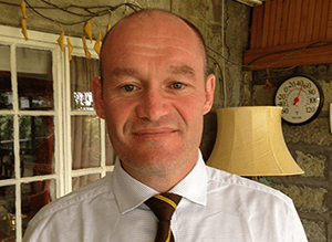 Sedbergh Senior School - Dan Harrison Headmaster