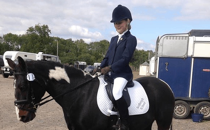 Equestrian Success South View Equestrian Sedbergh Junior School