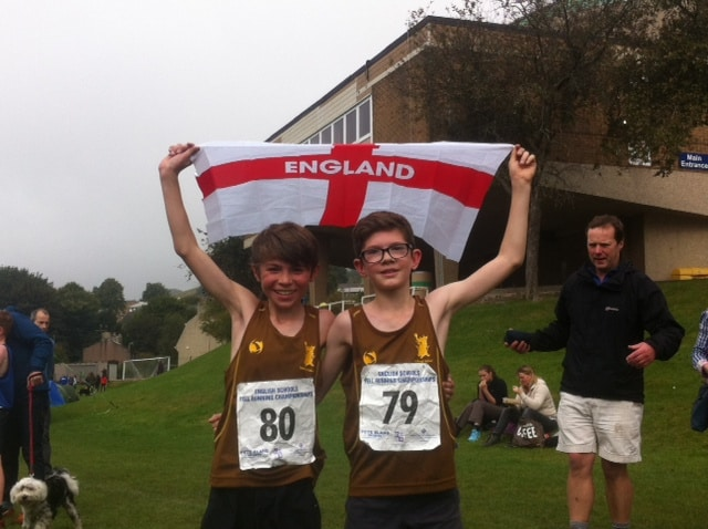 Fraser Wins English Schools Title Sedbergh Junior School Eddie