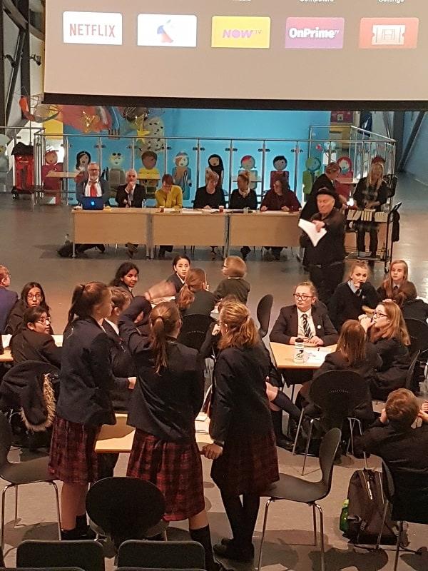 Kids' Lit Quiz Competition 2017 Sedbergh Junior School 3