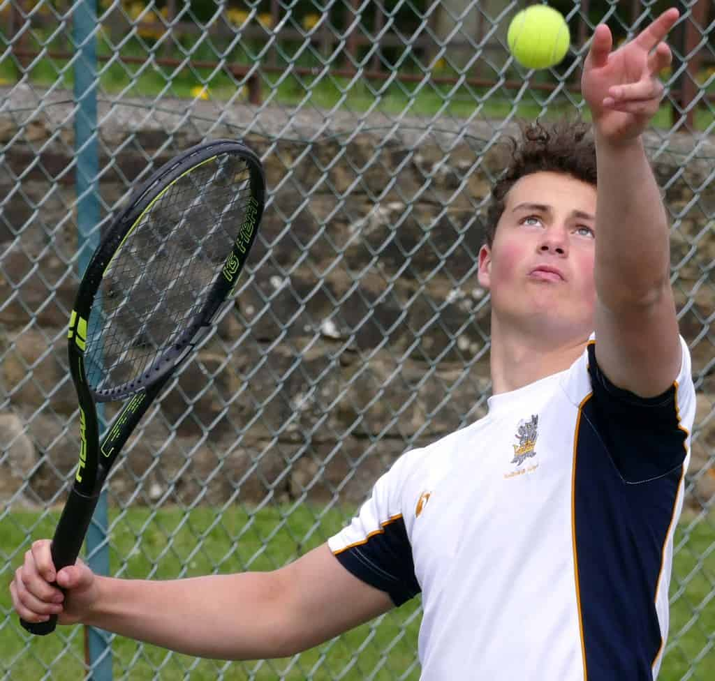 Sedbergh Senior School - Boys Sport Tennis