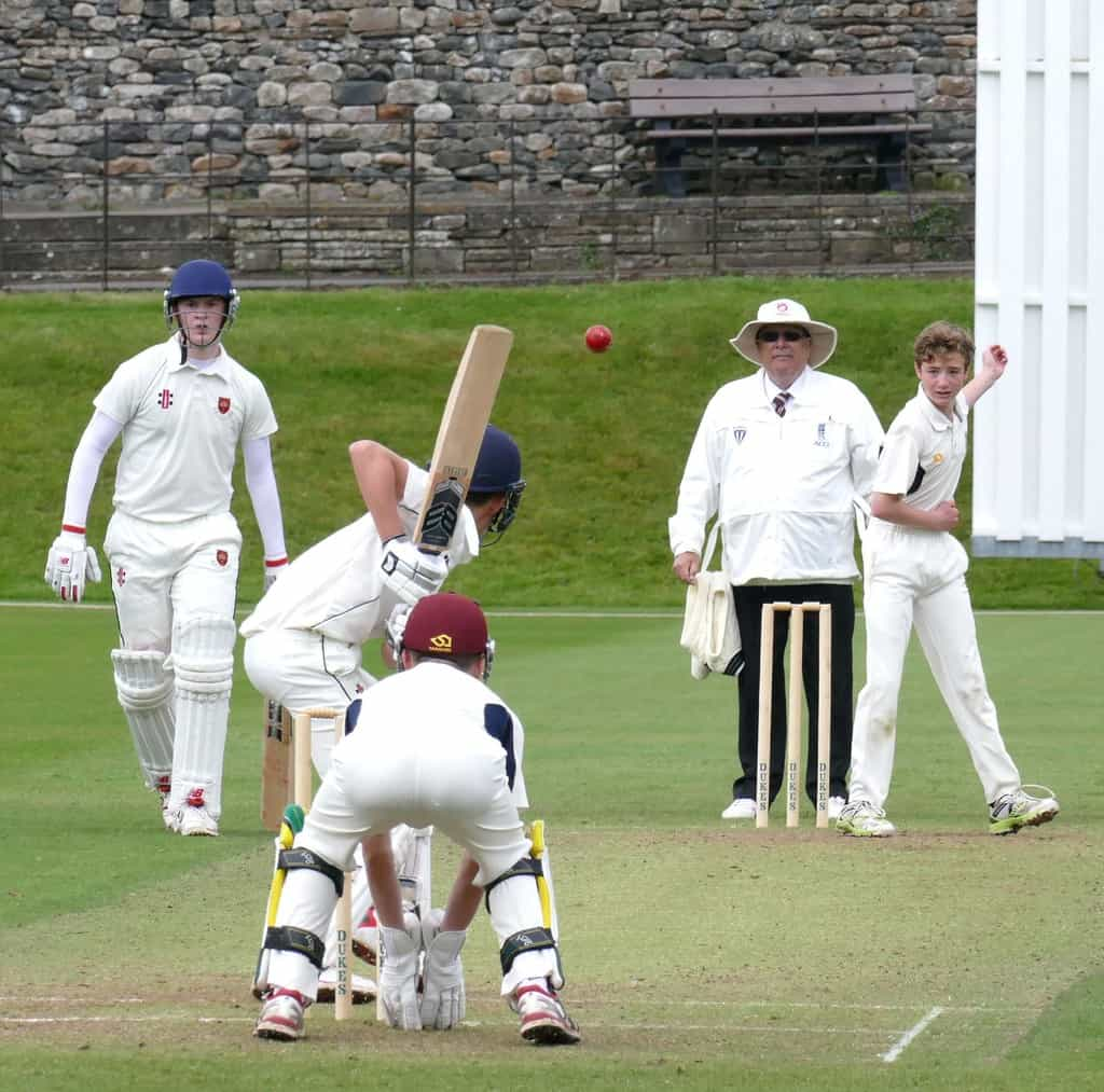 Sedbergh Senior School - Boys Sport Cricket