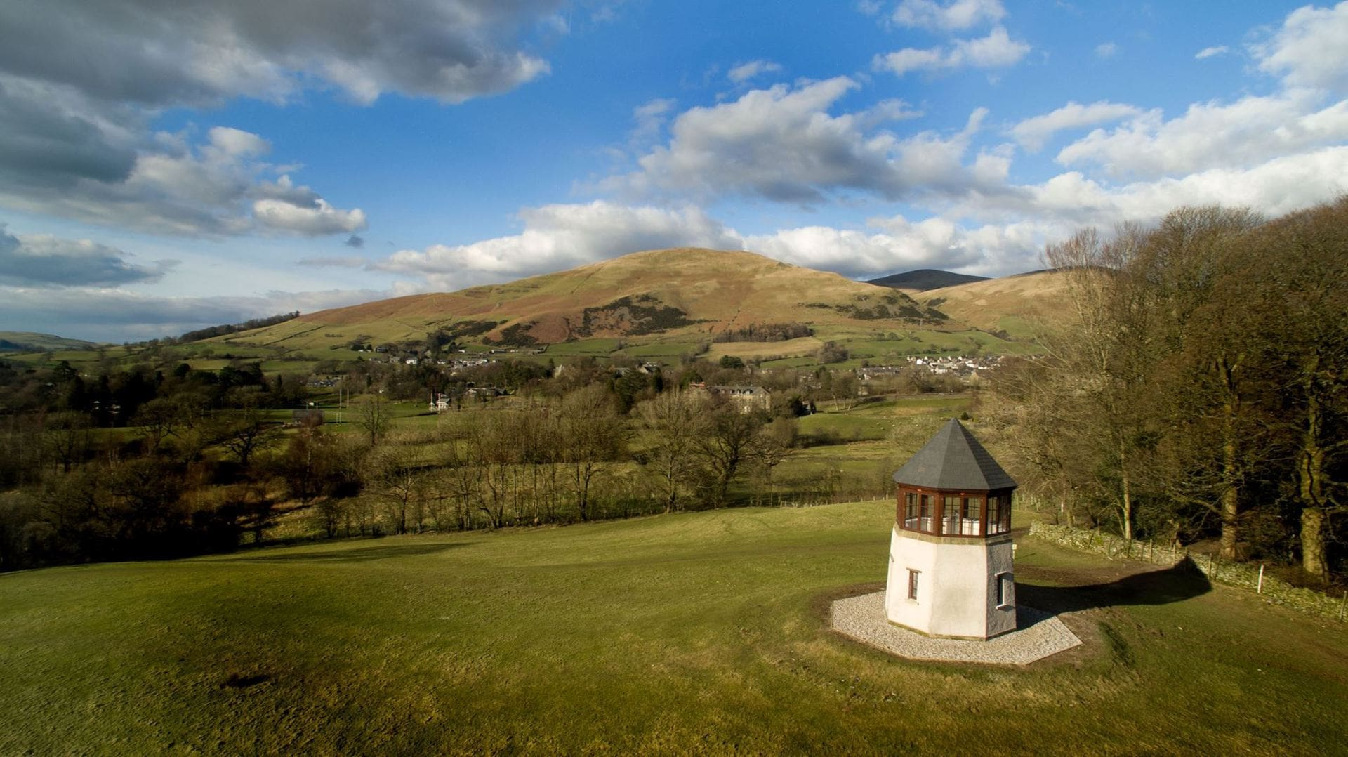 Sedbergh Senior School - Foundation - Pepperpot Restoration