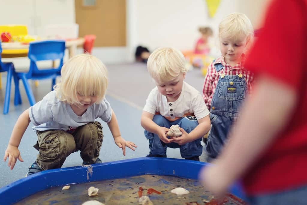Sedbergh Nursery School - Mulberry Bush - Explore
