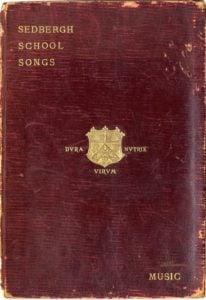Sedbergh Senior School - Songbook