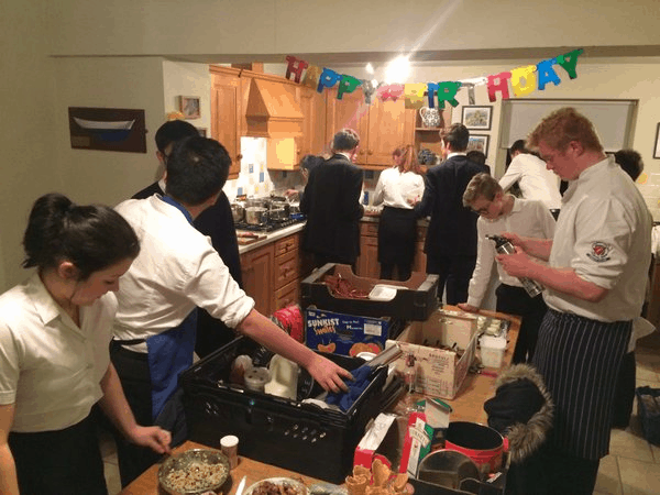 Sedbergh Masterchef Final 2016 Sedbergh Senior School 2