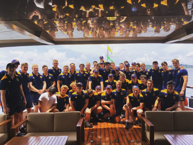 Sedbergh School Football Club Hong Kong And New Zealand Tour Sedbergh Senior School 2