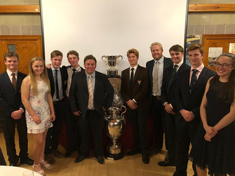 Sedbergh Shooters Celebrate Successes Sedbergh Senior School 2