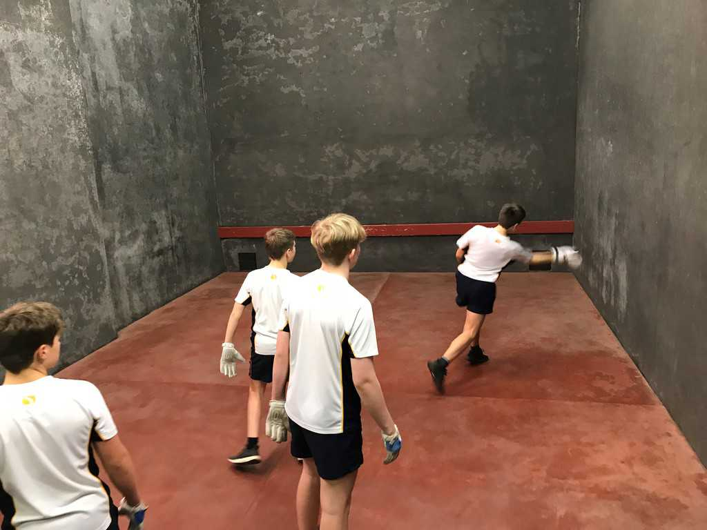 Sedbergh Senior School - Boys Sport Fives