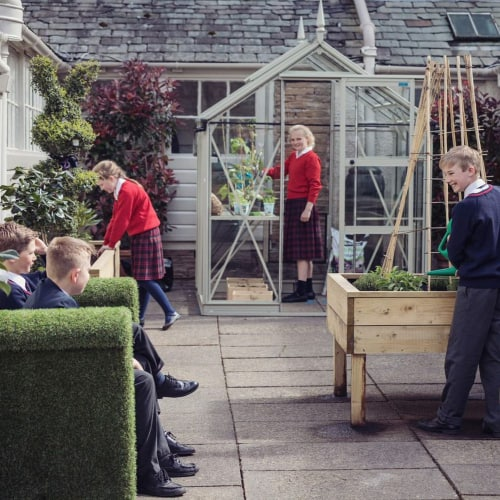 Sedbergh Prep School - Our School