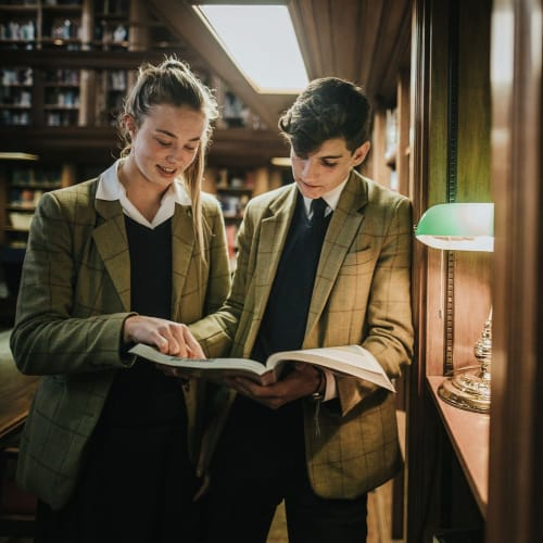 Sedbergh Senior School - Academics