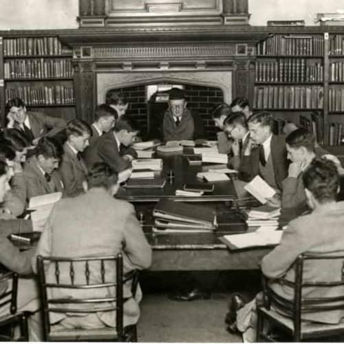Sedbergh Senior School - Archives
