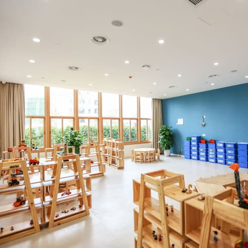 Rong Qiao Sedbergh School - Classroom