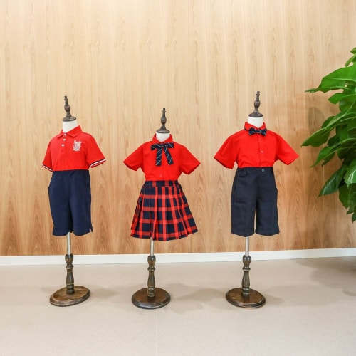 Rong Qiao Sedbergh School - Uniform
