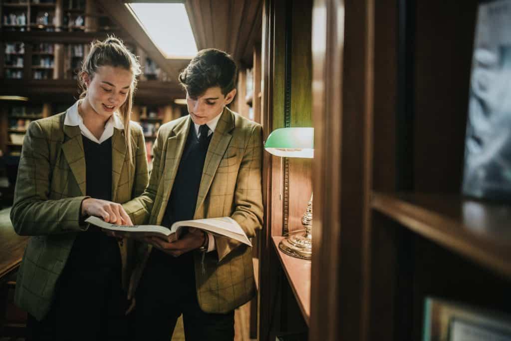 Sedbergh Senior School - Classics, Academics Image