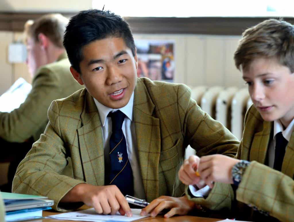 Sedbergh School - EAL, English as a Language Image