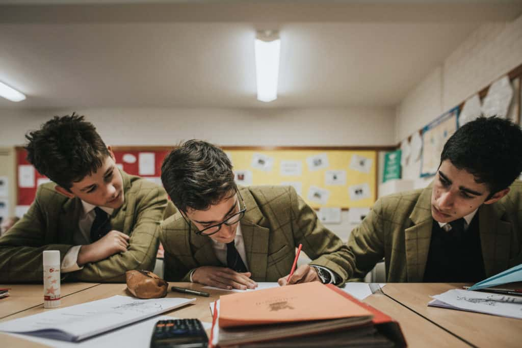 Sedbergh School - Maths, Mathematics Image