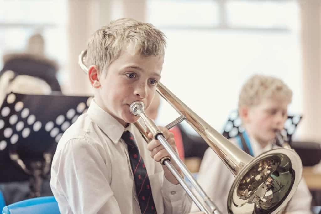 Sedbergh Prep School - Music Image