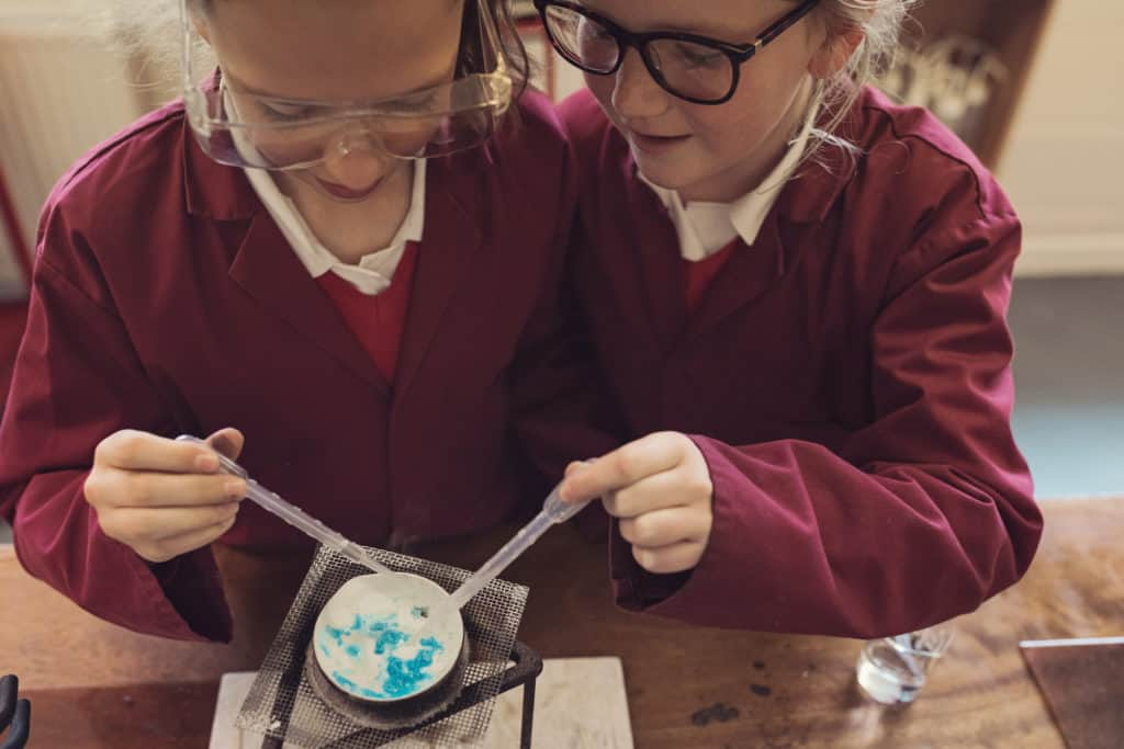 Sedbergh Prep School - Science Image