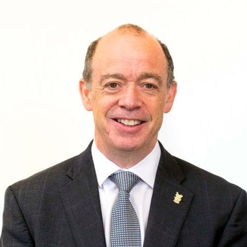 Sedbergh School Principal - Andrew Fleck