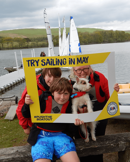 Try Sailing In May1