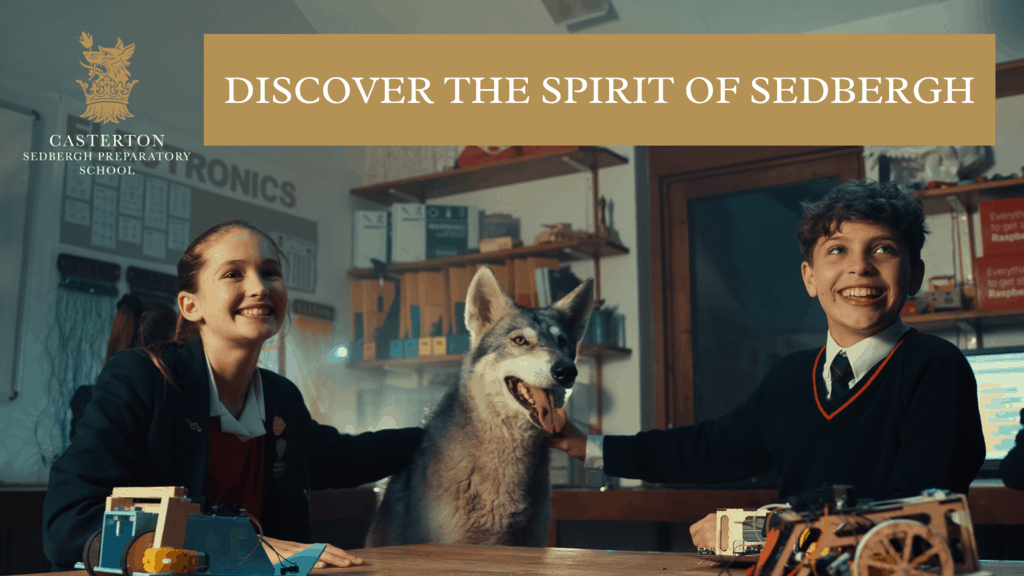 Discover The Spirit Of Sedbergh