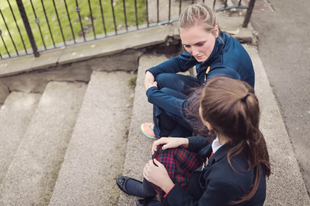 Boarding offers a high level of pastoral care at Sedbergh Prep School