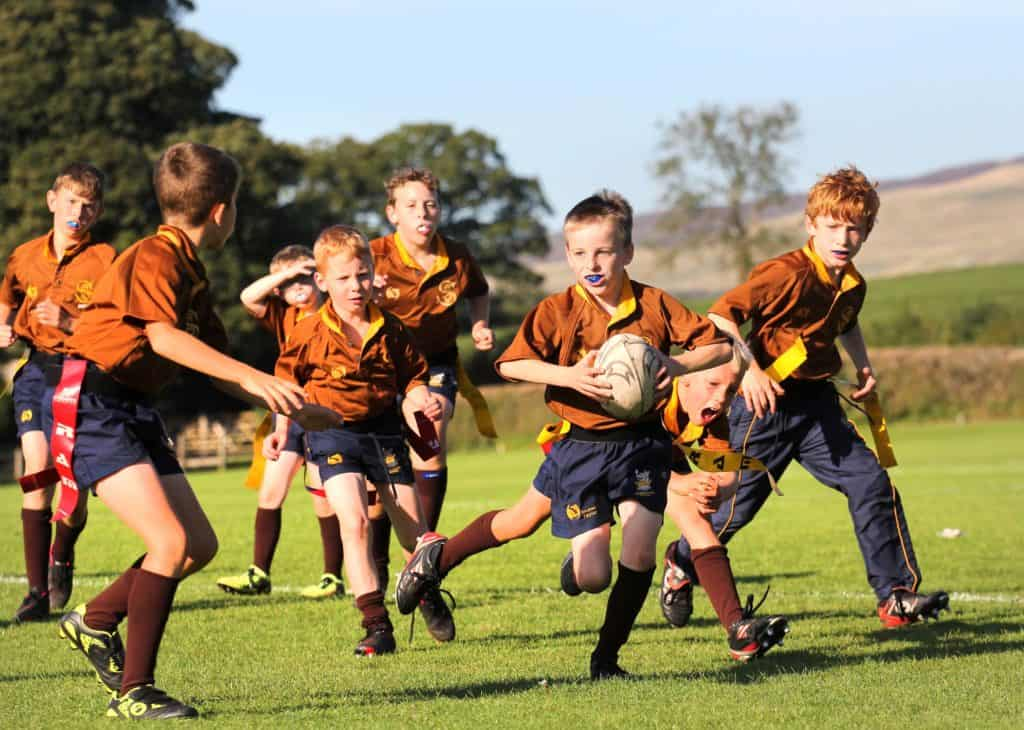 Rugby and Sports at Sedbergh Prep School