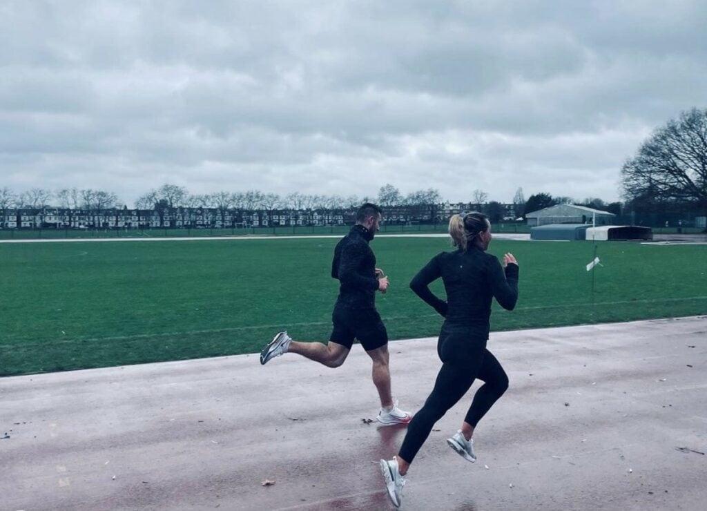 Imogen Boddy Run 2