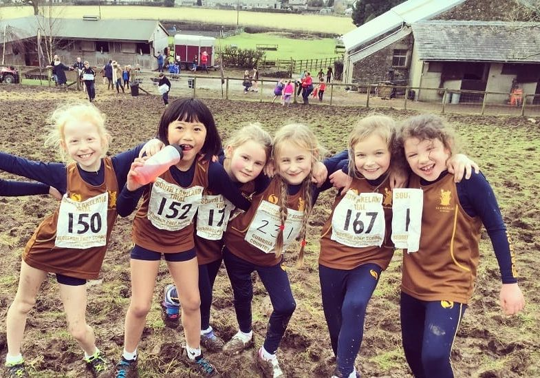 Sedbergh Prep School - 500 Compete At Cross Country Trials
