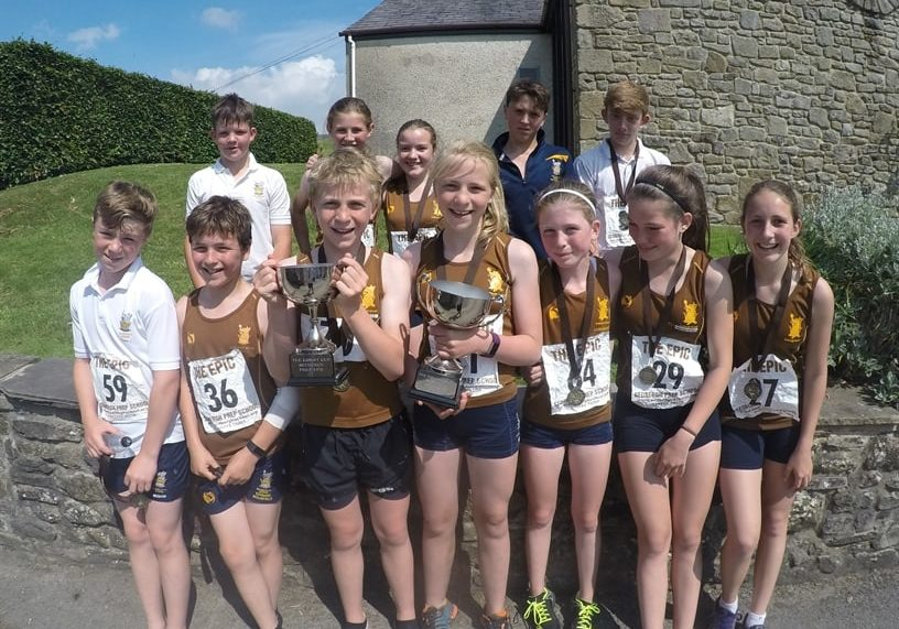 Sedbergh Prep School - Brother And Sister Both Gunning For Gold 'epic'