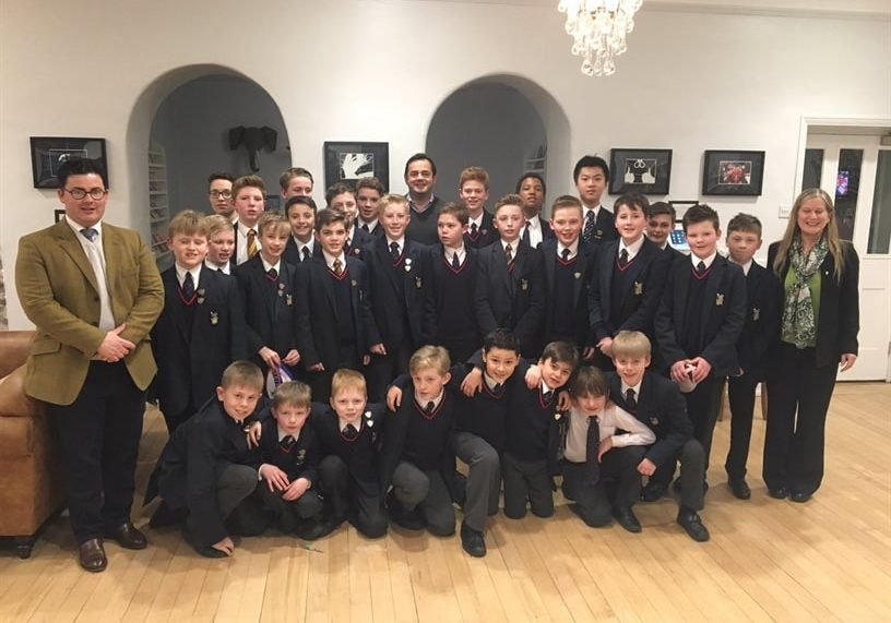Sedbergh Prep School - Cressbrook House Lecture By Will Carling