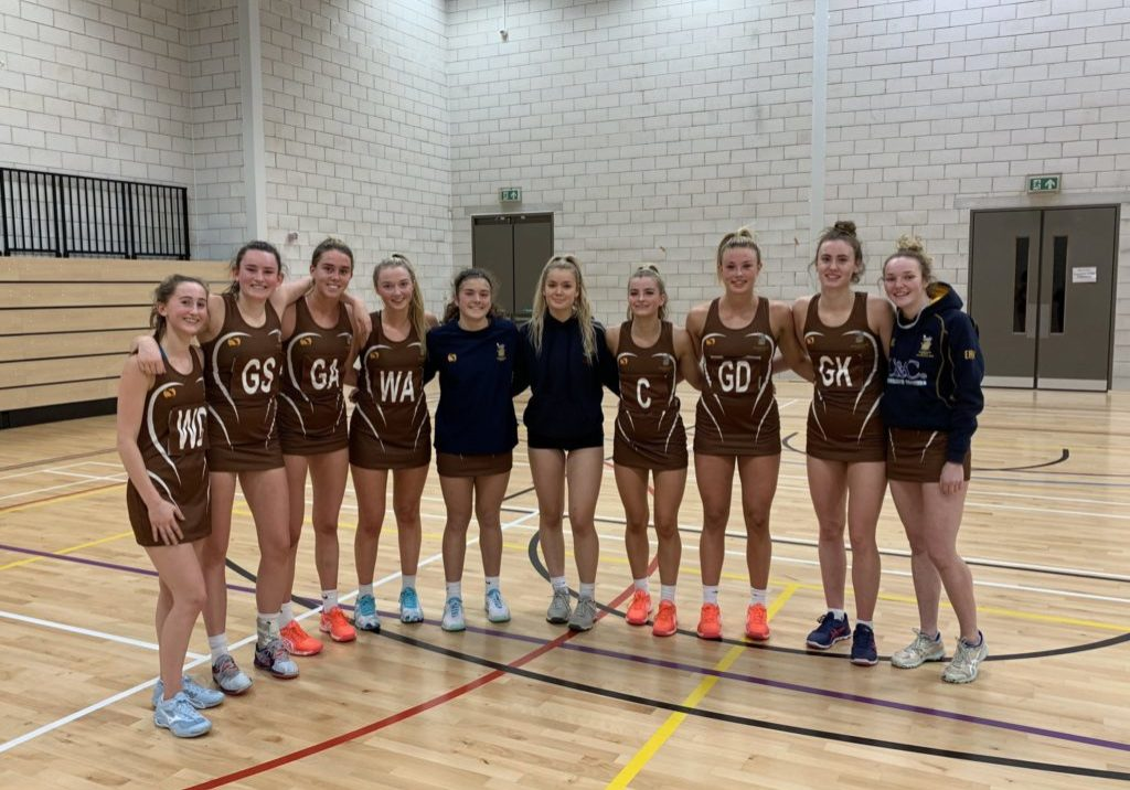 Sedbergh School Netball First Team